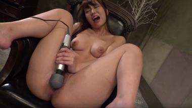 Mio Katsuki:Solo Orgasm