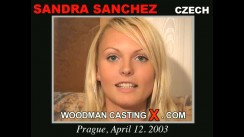 Casting of SANDRA SANCHEZ video