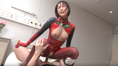 Nozomi Nakajyo:Sex Cyborg-Japanese Creampie!
