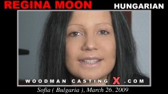 Casting of REGINA MOON video