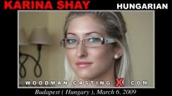 Casting of KARINA SHAY video