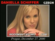 See the audition of Daniella Schiffer