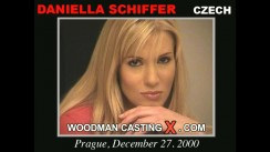 Casting of DANIELLA SCHIFFER video