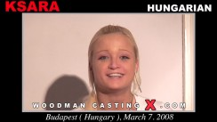Casting of KSARA video