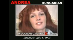 Casting of ANDREA video