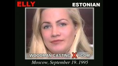 Casting of ELLY video