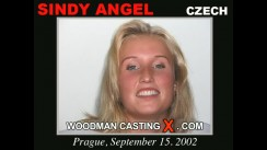 Casting of SINDY ANGEL video