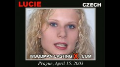 Casting of LUCIE video