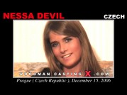 See the audition of Nessa Devil