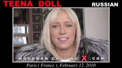 Casting of TEENA DOLL video