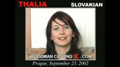 Casting of THALIA video