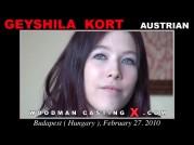 See the audition of Geyshila Kort