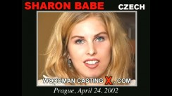 Casting of SHARON BABE video