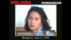 Casting of MELINDA video