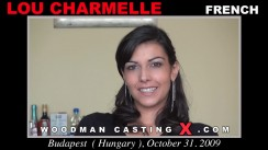 Casting of LOU CHARMELLE video