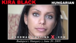 Casting of KIRA BLACK video