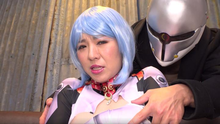 Rui Adachi:Sex Cyborg-Vibrator Orgasm