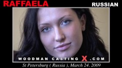 Casting of RAFFAELLA video