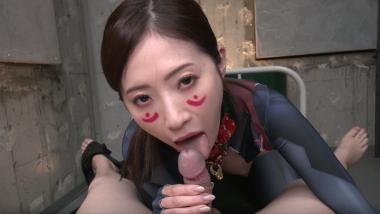 Kyoko Makise:Sex Cyborg-Blowjob