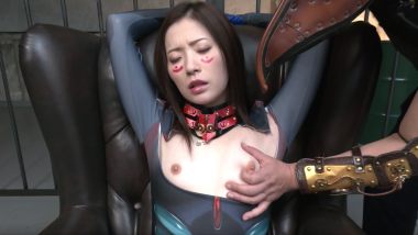 Kyoko Makise:Sex Cyborg-Vibrator Orgasm