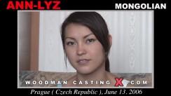 Casting of ANN-LYZ video