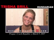 See the audition of Trisha Brill
