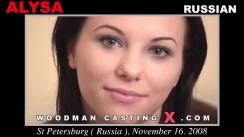 Casting of ALYSA video