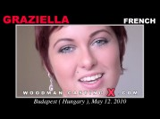 See the audition of Graziella