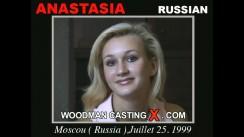 Casting of ANASTASIA video