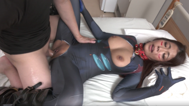 Nami Amami:Sex Cyborg-Japanese Creampie!