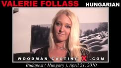 Casting of VALERIE FOLLASS video