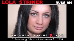 Casting of LOLA STRIKER video