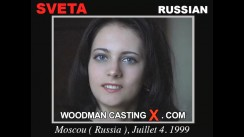 Casting of SVETA video