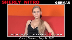 Casting of SHERLY NITRO video