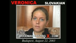 Casting of VERONICA video