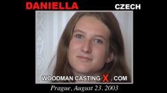 Casting of DANIELLA video