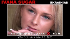 Casting of IVANA SUGAR video