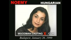 Casting of NOEMY video
