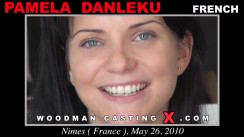 Casting of PAMELA DANLEKU video