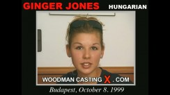 Casting of GINGER JONES video