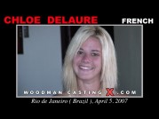 See the audition of Chloe Delaure