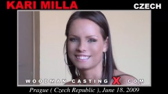 Casting of KARI MILLA video