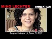 See the audition of Miho Lechter