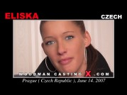 See the audition of Eliska