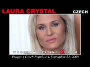 See the audition of Laura Crystal