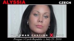 Casting of ALYSSIA video