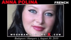 Casting of ANNA POLINA video