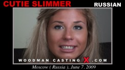 Casting of CUTIE SLIMMER video