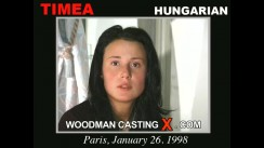Casting of TIMEA video