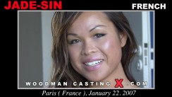Casting of JADE SIN video